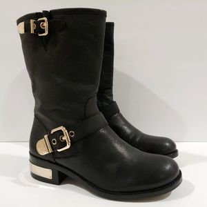 Vince Camuto Moto Boot. Size 9
